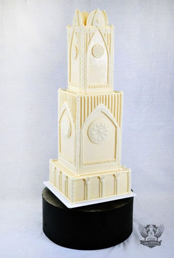Cathedral Cake Architecture