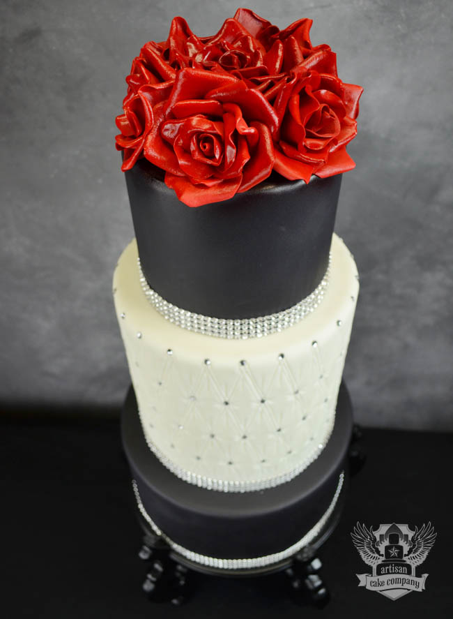 red black white wedding cake quotes. Black Bedroom Furniture Sets. Home Design Ideas