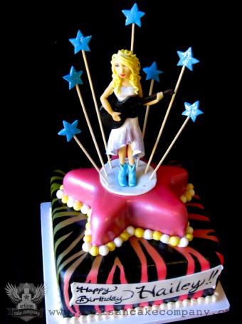 Taylor Swift Birthday Cake