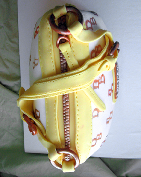 Dooney and Bourke Bag Cake