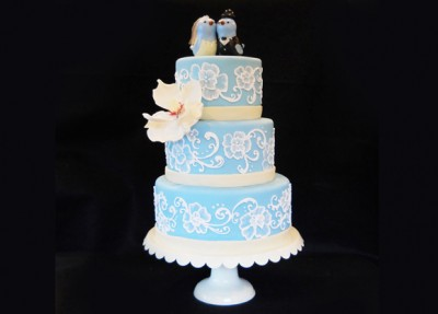 Latest Wedding Cake