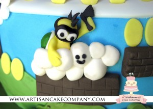 Fondant Likitu - Koopa Troopa from Super Mario Brothers