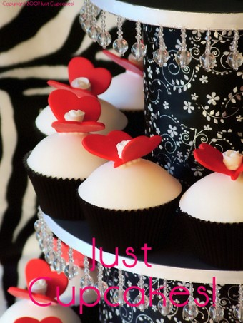 Not just any cupcake Artisan Cake Company