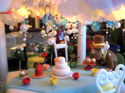 Alice in Wonderland Cake Contest