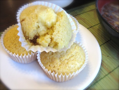 Cornbread Muffin Recipe
