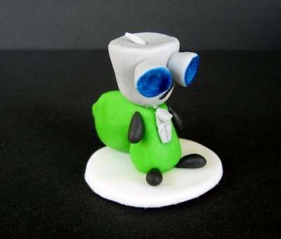 Gir Cupcake Toppers