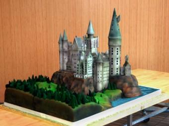 harry potter cakes artisan cake company