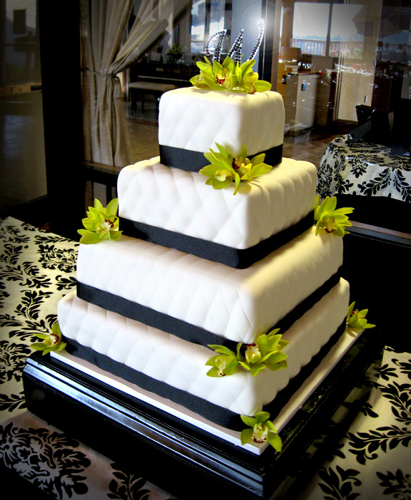 How to cut a wedding cake artisan cake company wow that cake is awesome but how do you cut it one question i have been asked a lot wedding cake in particular wedding cake portions are a lot smaller junglespirit Image collections