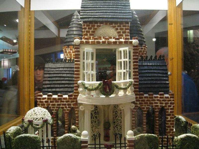 Amazing Gingerbread Houses Artisan Cake Company