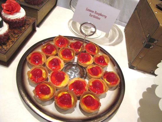 lemon_raspberry_tartlettes Artisan Cake Company