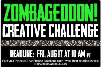 laika creative challenge