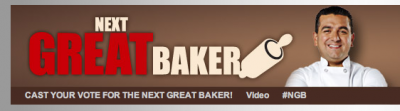 Help me compete on TLC's The Next Great Baker!