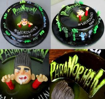paranorman zombie cake