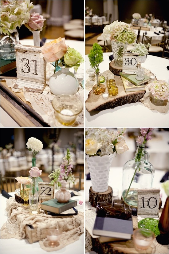 Vintage shabby chic wedding inspiration boards artisan for Decoration table shabby chic