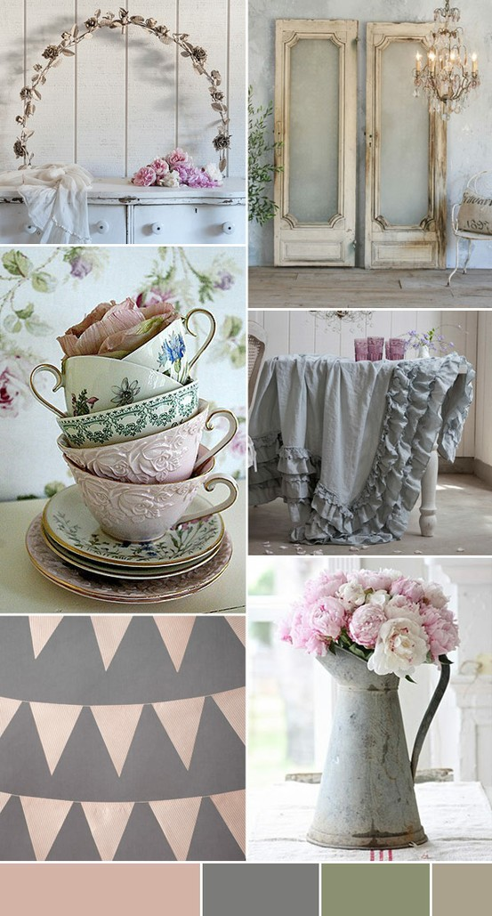 shabby chic wedding inspiration artisan cake company. Black Bedroom Furniture Sets. Home Design Ideas