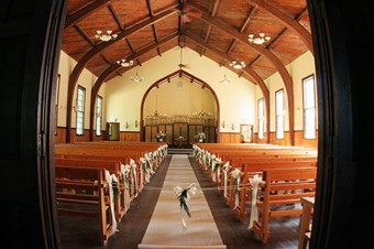 Camp Colton Wedding Chapel