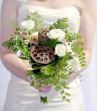 rustic bouquet by swoon floral design