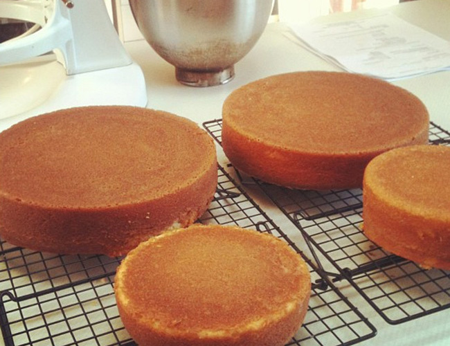 Artisan Cake Company : Cake Decorating Basics Artisan Cake Company