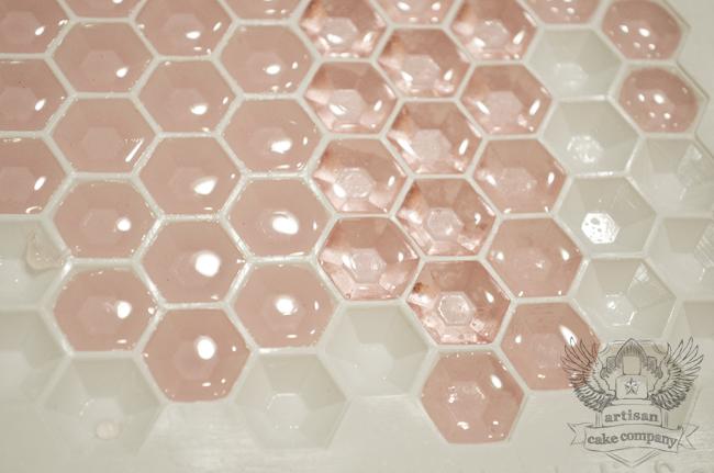 How To Make Edible Diamonds For Cakes