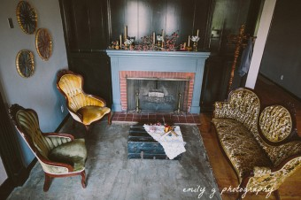 the colony sitting room