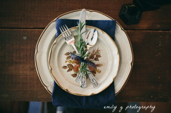 something borrowed table setting