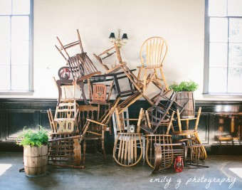 something borrowed chairs