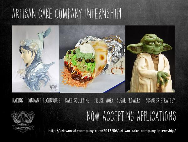 Artisan Cake Company : Artisan Cake Company Internship Artisan Cake Company