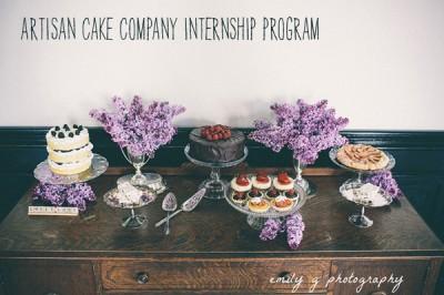 Artisan Cake Company Internship