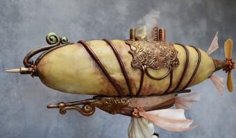 airship cake