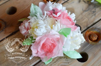 How to Make Wafer Paper Flowers