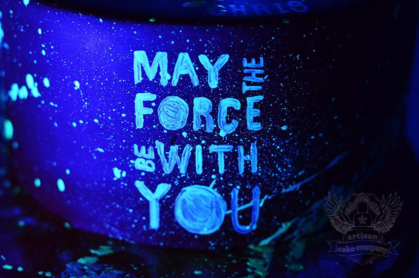 Star Wars Birthday Cake | Artisan Cake Company