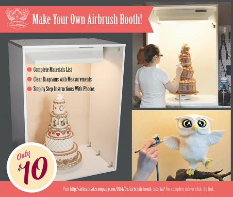 airbrush booth tutorial