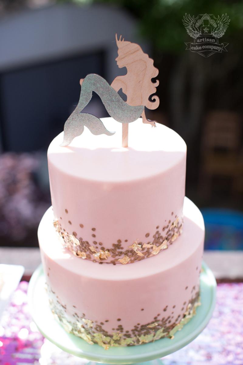 mermaid baby shower artisan cake company