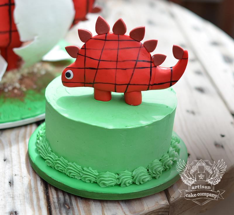 Dinosaur Cake Tutorial Artisan Cake Company