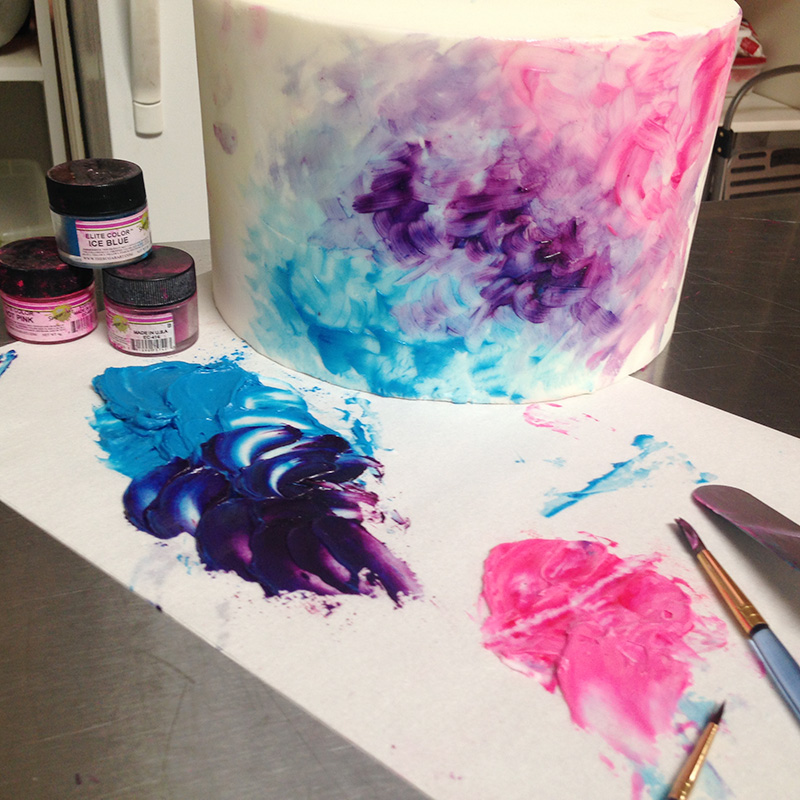 edible watercolor paints