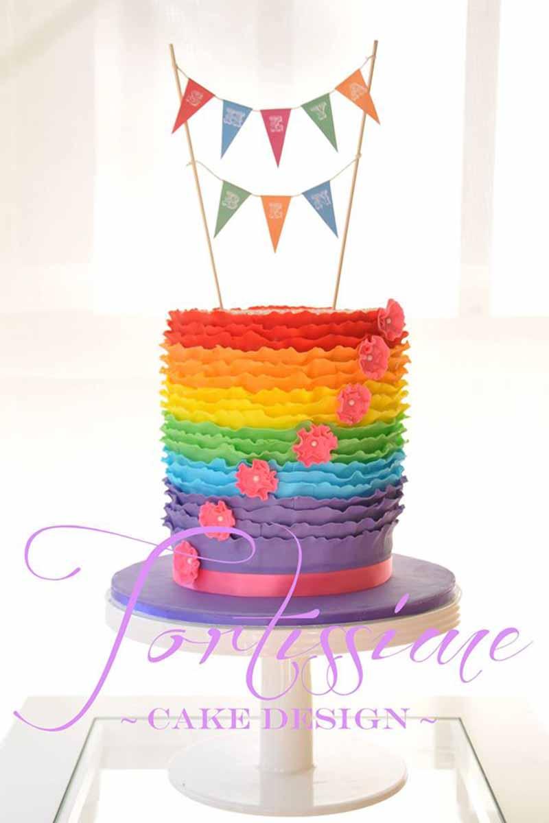 10 Rainbow Cakes That I Love Artisan Cake Company