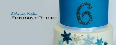 Kosher Marshmallow Fondant Recipe