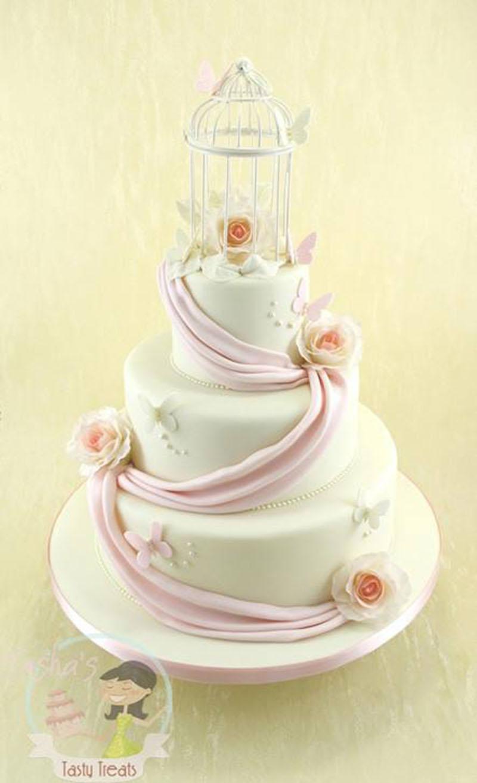 10 Beautiful Vintage Wedding Cake Designs   Artisan Cake Company