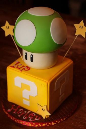 Nintendo Makes It Legal To Make Character Cakes Artisan