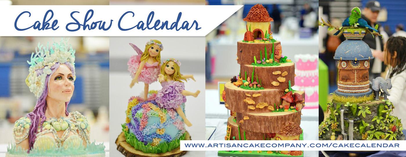 Cake Show Calendar