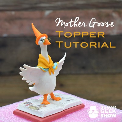 Mother Goose Baby Shower