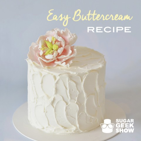 Easy Buttercream