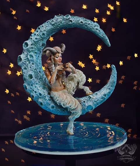 The Faun Who Fell In Love With The Moon